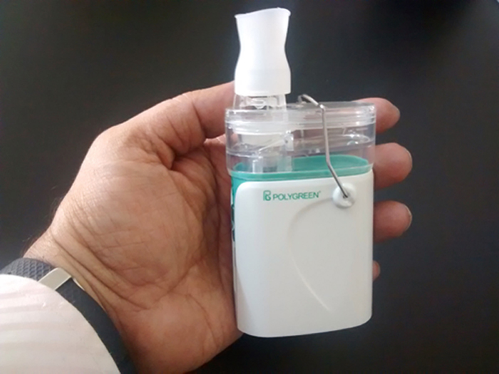 Finding Prospects With Nebulizer Machine